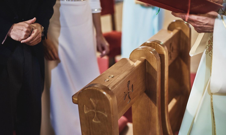 getrouwd met het kerkgebouw-web
